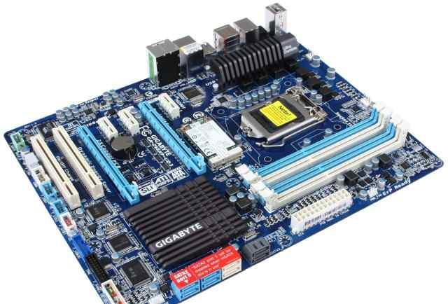 Материна gigabyte GA-Z68XP-UD3