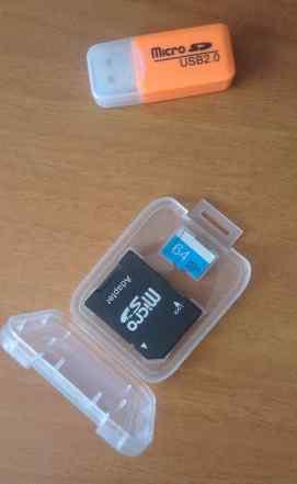 MicroSD 64 GB