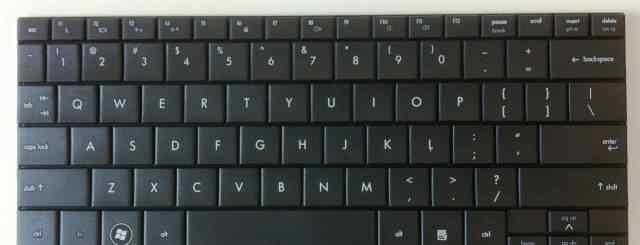 Клавиатура HP Mini 1000 и 700 OEM 496688-001