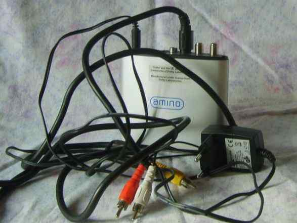 Aminet110 - mpeg-2 IP Set-Top Box