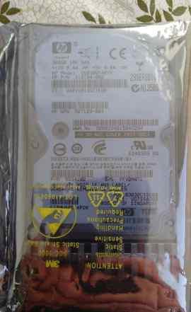 Жесткий диск HP SAS 300GB 10K