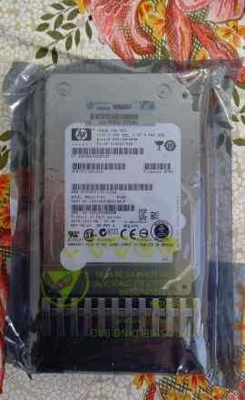 Жесткий диск HP SAS 146GB 15K