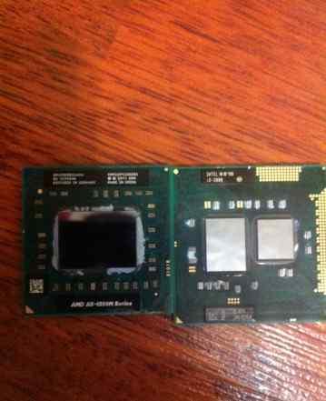 2 процессора от ноутбука