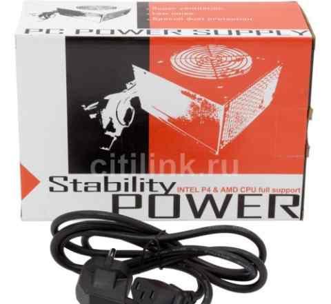 Блок питания LinkWorld LW6-500W 12см (в упаковке)