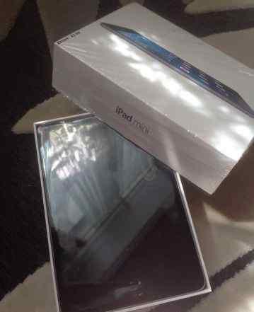 iPad mini 32 GB retina черный новый
