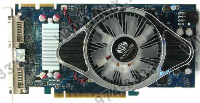 Видеокарта Sapphire Radeon HD 4850