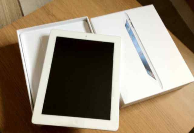 IPad3 new16GB Wi-Fi + Cellular 4G White MD369RS A