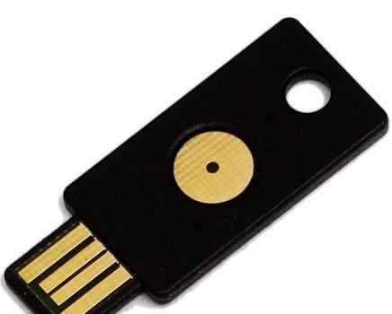 Ключ безопасности Yubikey