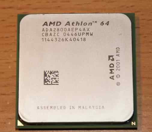 Amd Athlon 64 2800+ Socket 754