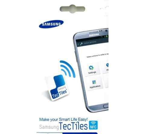 Метка NFC Samsung универсальные 5 шт