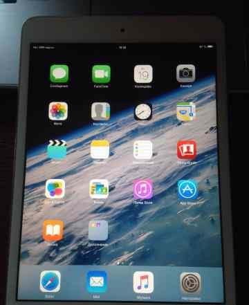 iPad Mini 32gb Cellular LTE 3G белый