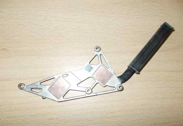 Радиатор cистемы охлаждения MacBook A1342 late2009