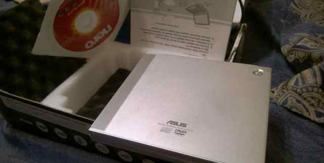 DVD привод внешний asus