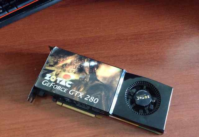 Geforce GTX 280 1024Mb, 512 bit