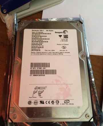 HDD Seagate 160GB