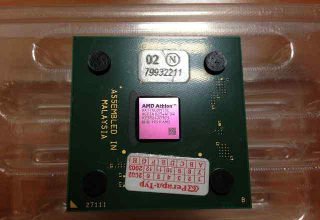 AMD Athlon XP 1700+