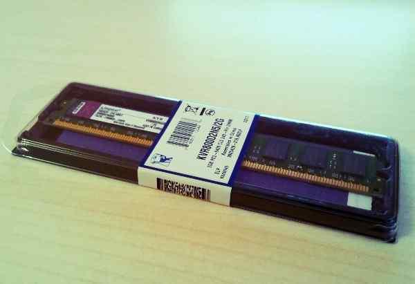 Оперативная память KVR800D2N5/2G