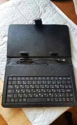 Клавиатура USB с креплением для планшета