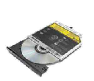 Lenovo ThinkPad Ultrabay 9.5mm DVD Burner Slim
