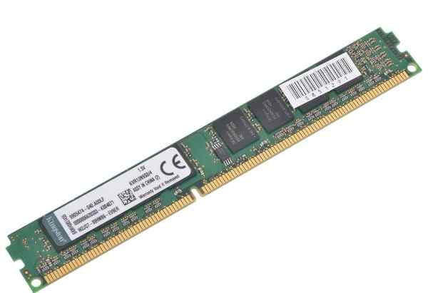 Оперативная память Kingston DDR3