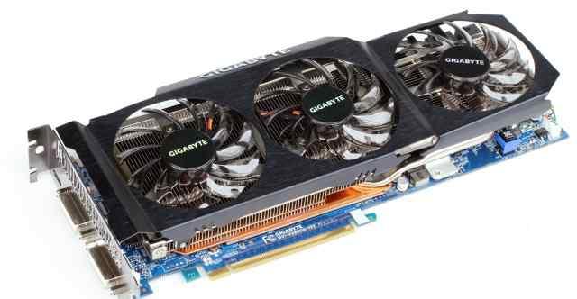 Видеоадаптерnvidia GeForce GTX 580 (1536 мб)