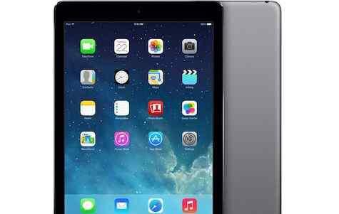 iPad 3 Air retina