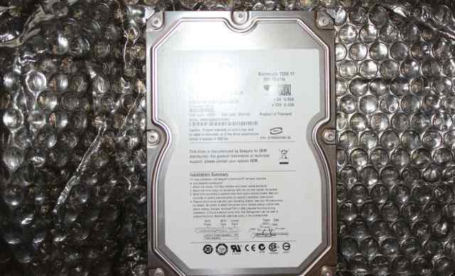 Seagate 3.5 (SATA) 500Gb