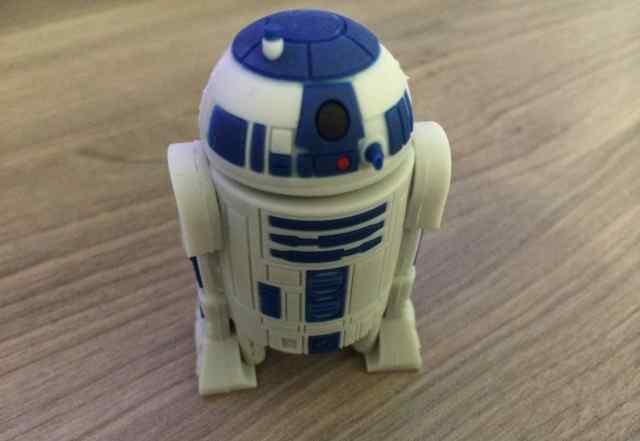 Флешка на 8 Gb - R2-D2 звездные войны