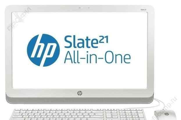 Новый моноблок/планшет HP Slate 21 All-in-One