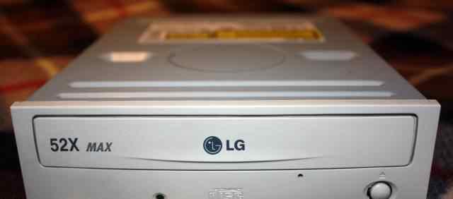 Оптический привод LG GCR-8522B