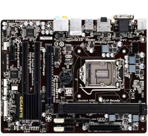 GigaByte GA-H81M-HD3 Socket 1150