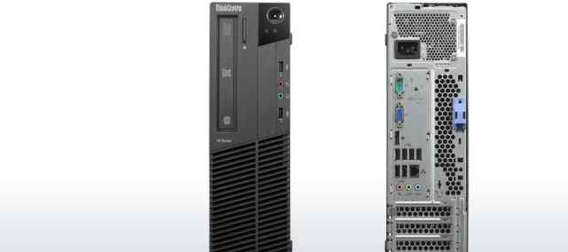 Lenovo ThinkCentre M81 SFF. i5-12.4GHz-8RAM /новый
