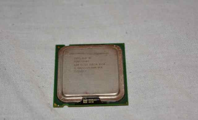 Процессор Inter Pentium 4 630 3GHz
