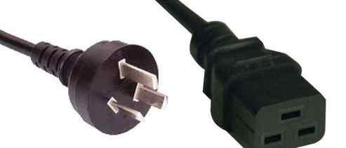 APC Power Cord IEC-320-C19 to cpcs-CCC 16А / 230V