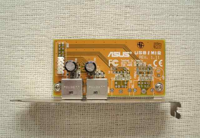 USB адаптер