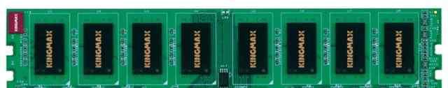 Модуль памяти kingmax DDR3 - 1Гб 1333