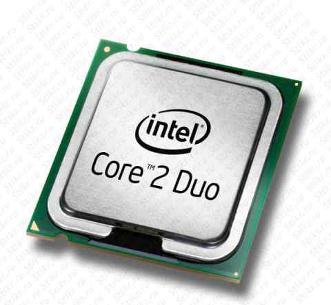 Процессоры Core 2 Duo E8500 E7200, Dual Core, P4
