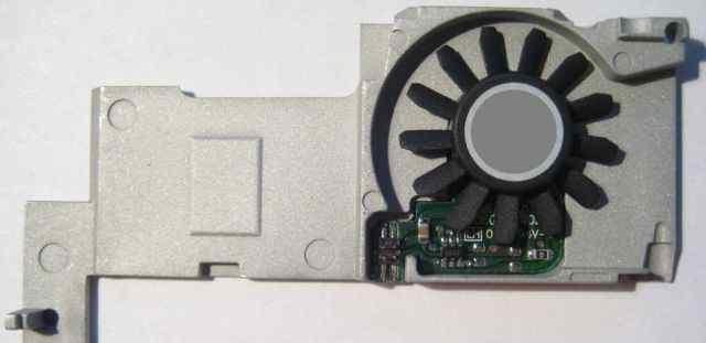 OQO model 01/01+ вентилятор
