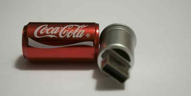 USB флешка Кока-кола (Coca-Cola) 8 Гб