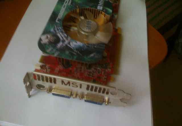 MSI GeForce 9800 GT видео карта