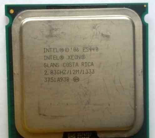 Intel xeon e5440 2.83ghz/12mb/1333
