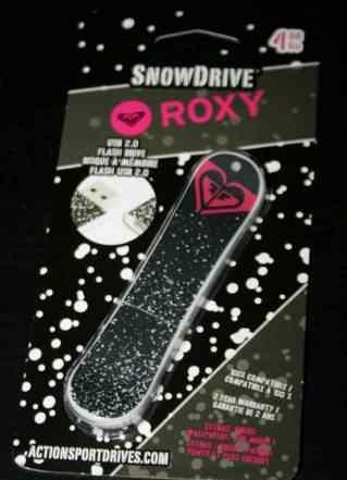 Флешка сноуборд, сёрф, скейт