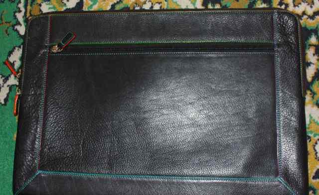 Кожаный чехол для ноутбука Mywalit