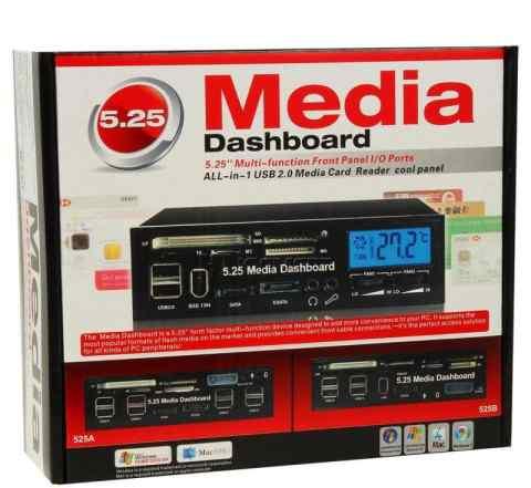 Картридер Mobiledata HDH-525