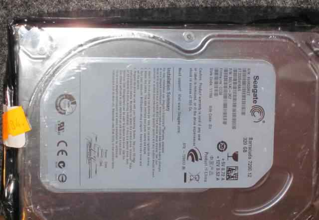 HDD Seagate SATA 320 GB