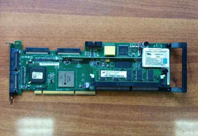 Контроллер Adaptec 3225S