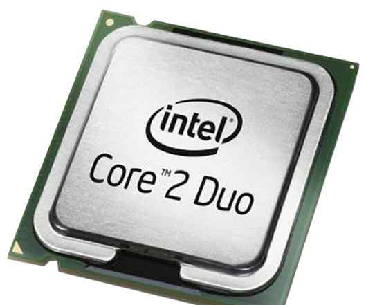 Процессор Intel Core 2 Duo E6550