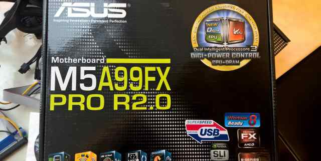 Материнская плата Asus M5A99FX PRO R2.0