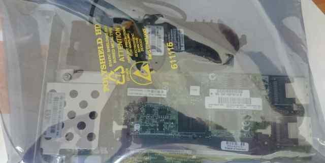 HP Smart Array P410 raid + 512Кеш + Батарея Новый