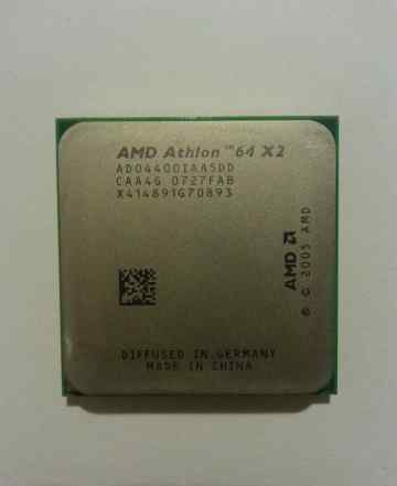 AMD Athlon 64 X2 для Socket AM2 4400+ 2.3 GHz